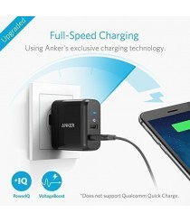 Anker charger 2-port