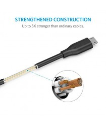Anker PowerLine Micro USB Charging Cable (1ft)