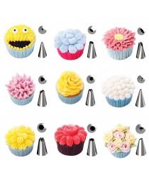 Cake decoration kit - 42 Pieces