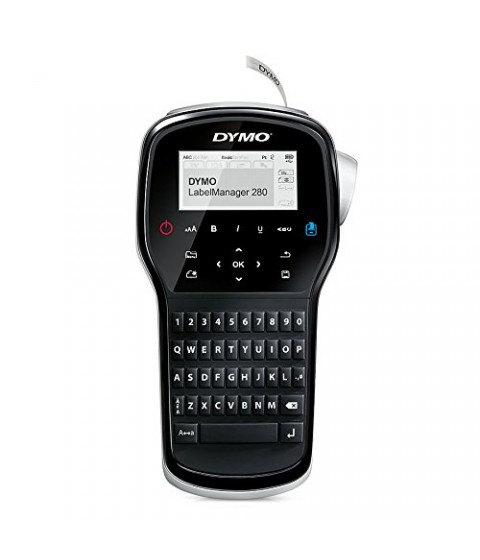 DYMO LabelManager 280 Rechargeable Hand-Held Label Maker