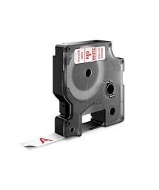 DYMO Standard D1 45013 Labeling Tape, 1/2'' W x 23' L | 9mm W x 7m L