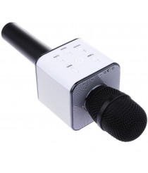 Microphone with Bluetooth and speaker - Black