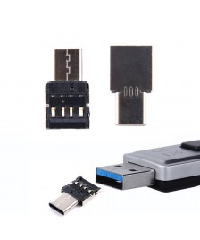 Adapter from USB-A to Type C