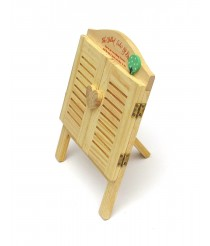 Wooden stand 2