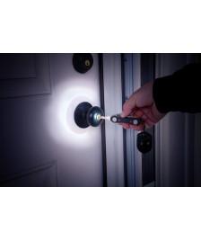 Key-chain organize up to 30 keys, Dual LED lights, built-in bottle opener