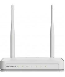 NETGEAR N300 Wi-Fi Router with High Power 5dBi External Antennas
