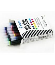Pilot cartridge ink - multi colours