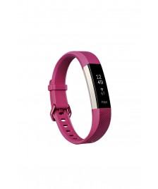 fitbit Alta HR sport watch - Fuchsia, Large